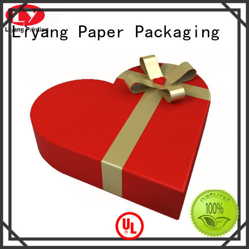 box made special box ribbon Liyang Paper Packaging Brand