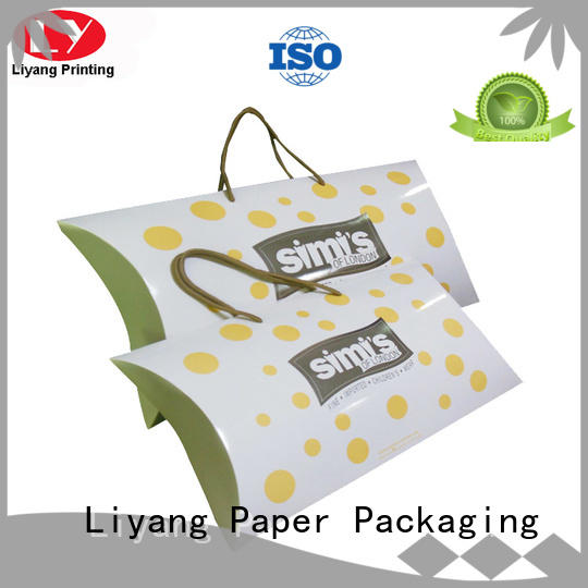 Liyang Paper Packaging magnetic clothing boxes tapes for christmas