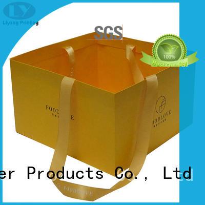 Liyang Paper Packaging ODM paper bags wholesale high-grade for girl