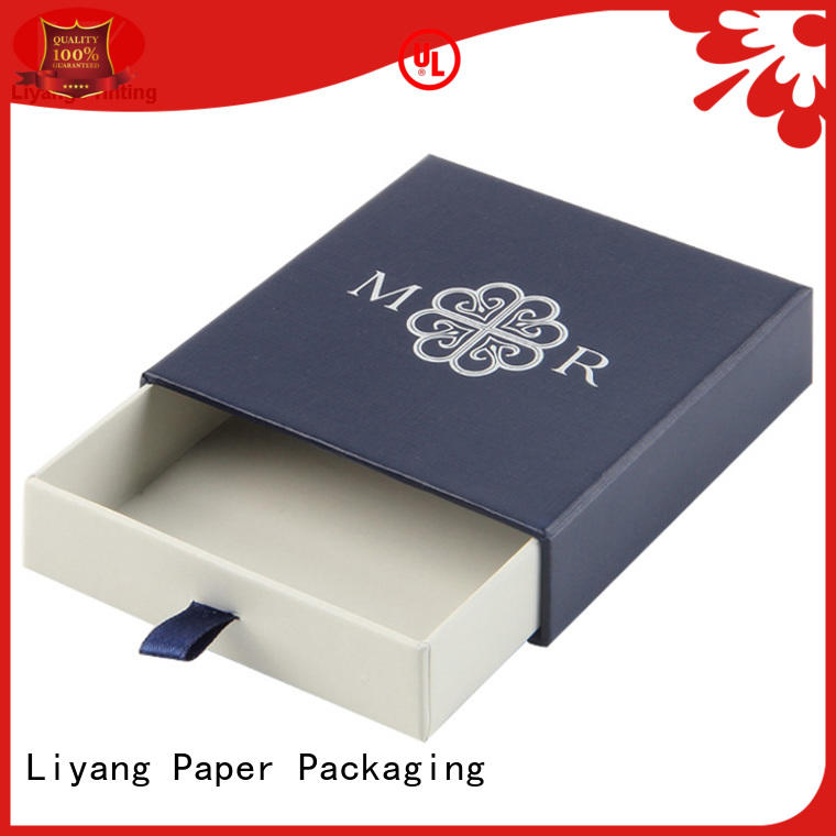 luxury custom paper jewelry boxesleatherhigh quality for ring
