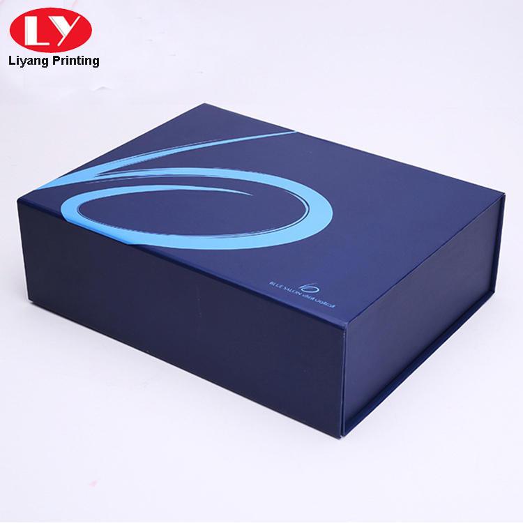 Liyang Paper Packaging magnetic custom clothing packaging boxes baby for packaging-2