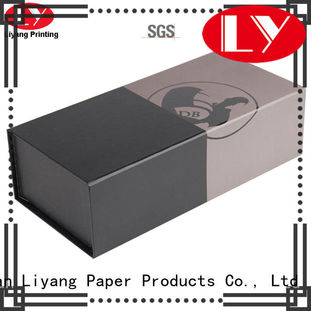 Liyang Paper Packaging wine box packaging high quality for shop