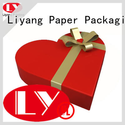 print special box fast delivery for packaging Liyang Paper Packaging