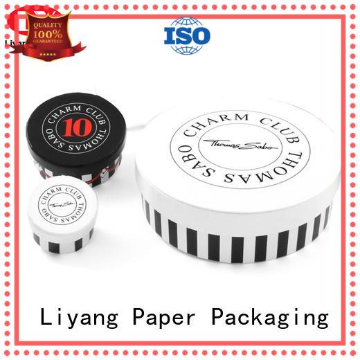 custom design round gift box on-sale for packaging