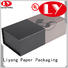 foam luxury gift Liyang Paper Packaging Brand wine packing boxes manufacture