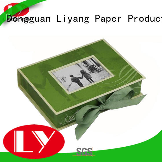 Liyang Paper Packaging belt custom gift boxes fashion design for chocolate