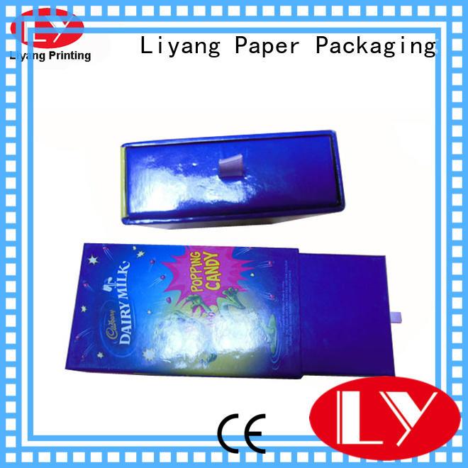 handmade hand custom gift boxes shipping Liyang Paper Packaging Brand company