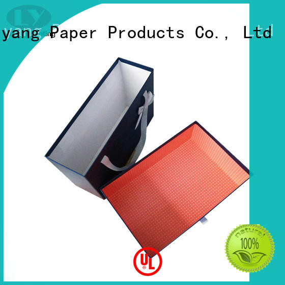 pack clothing gift boxes OEM Liyang Paper Packaging