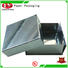 foldable drawer empty gift boxes square handmade Liyang Paper Packaging Brand
