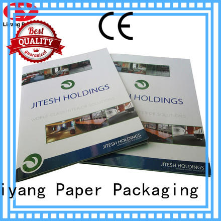 free design A4 paper folder factory price sticker label
