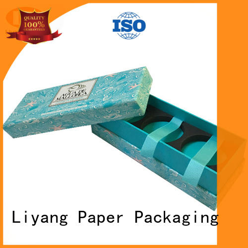 Liyang Paper Packaging folding decorative paper boxes for chocolate