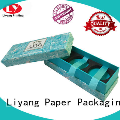 quality gift boxes base for chocolate Liyang Paper Packaging
