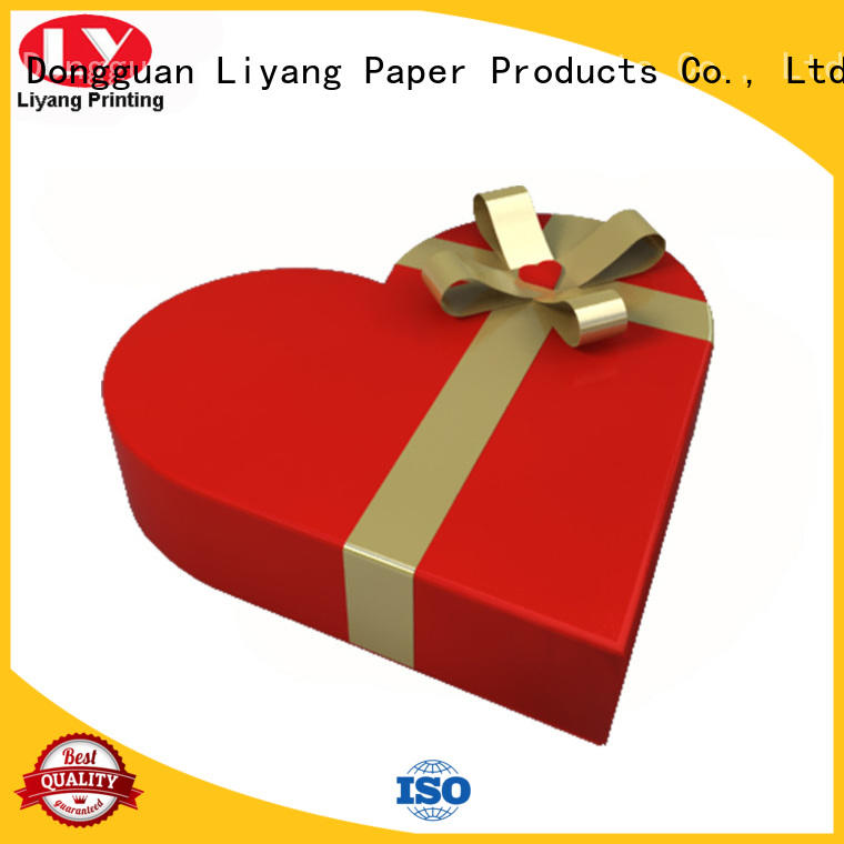 special box design gift quality Liyang Paper Packaging Brand special box