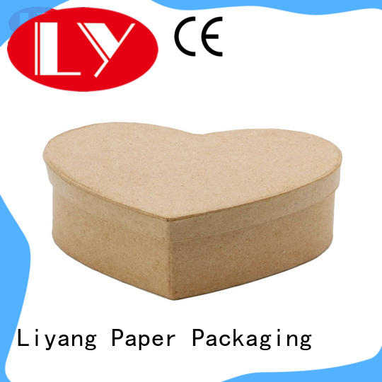 Liyang Paper Packaging made heart special gift box gift for christmas
