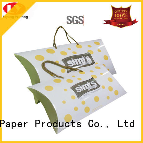 closure clothing packaging design double for christmas Liyang Paper Packaging