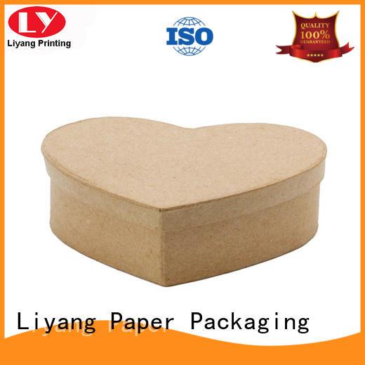 Liyang Paper Packaging Brand bow ribbon gift custom special box design