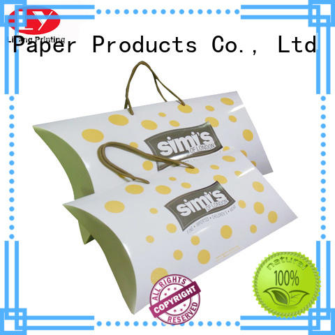 Liyang Paper Packaging folding gift boxes for clothes custom logo for packaging