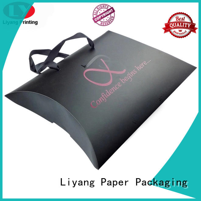 black cosmetic gift packaging for wholesale for nail polish