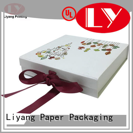 Liyang Paper Packaging magnetic gift boxes for clothes boxes for packaging