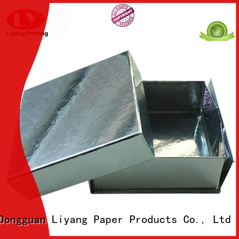 Hot empty gift boxes handmade Liyang Paper Packaging Brand
