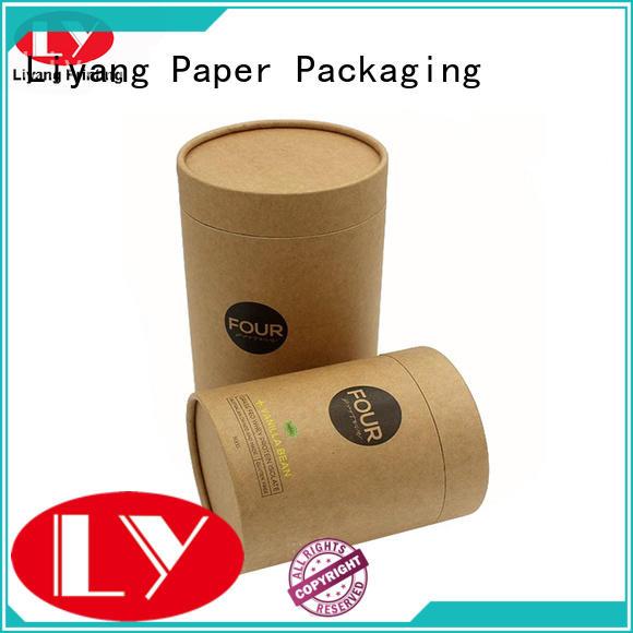 round paper box recycled logo Bulk Buy bracelet Liyang Paper Packaging