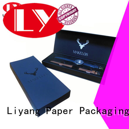 Liyang Paper Packaging Brand small slide jewelry gift boxes customized