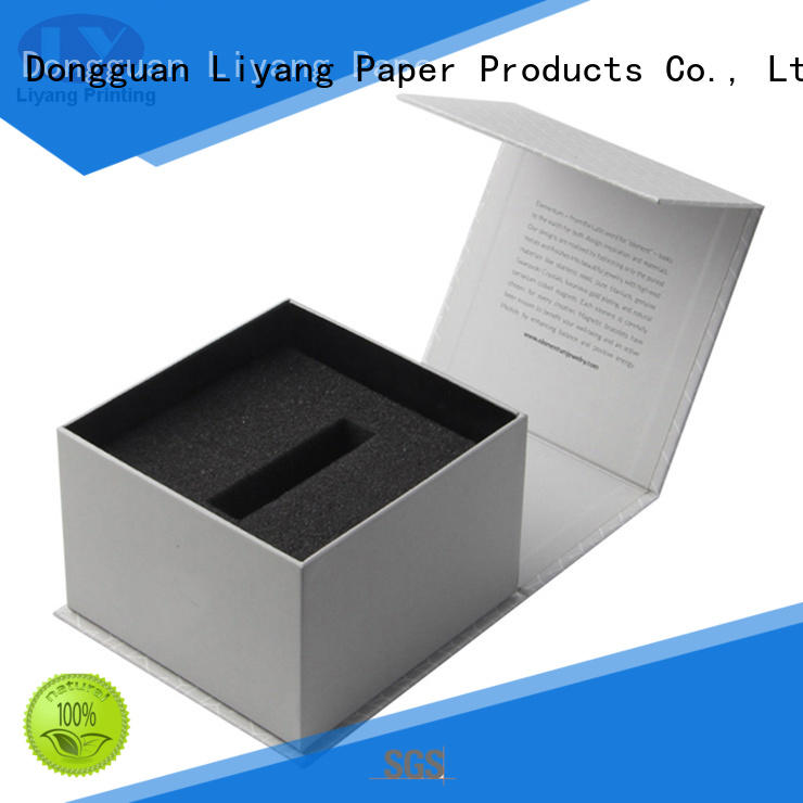 sales cosmetic gift box factory price for brush Liyang Paper Packaging