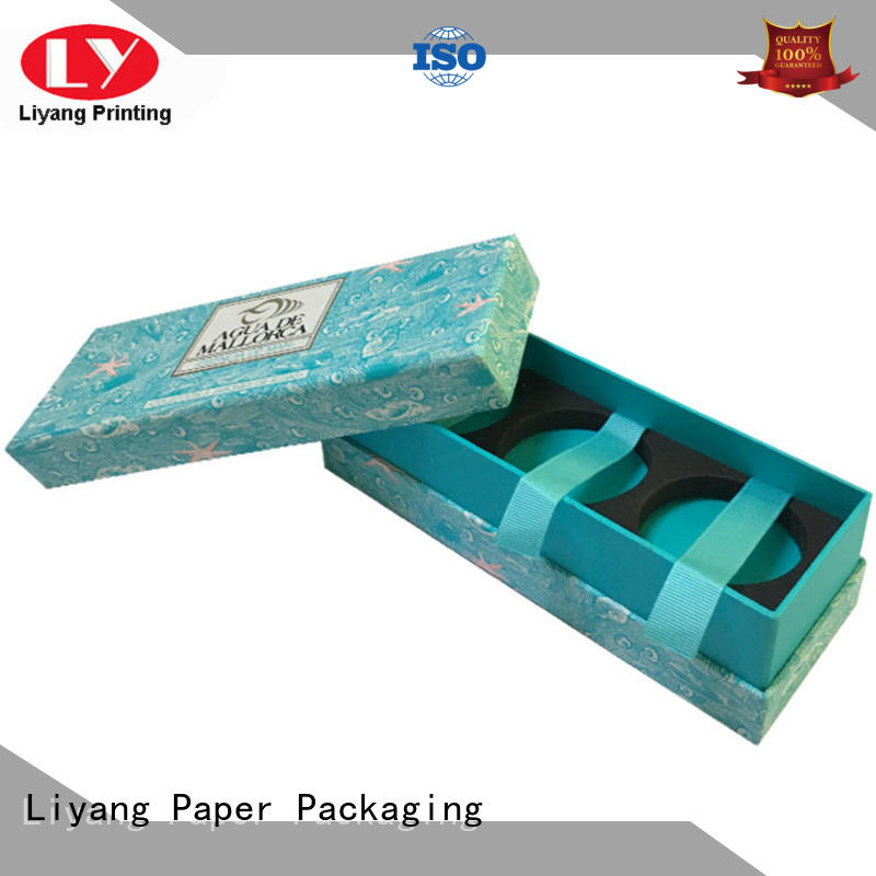 Liyang Paper Packaging photo paper gift boxes wholesale fashion design for soap