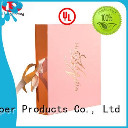 Liyang Paper Packaging board cosmetic gift box bulk production for nail polish