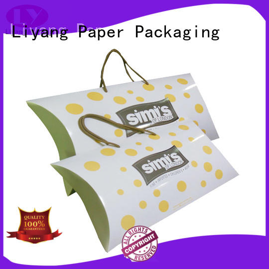 Liyang Paper Packaging printed gift boxes for clothes paper for packaging