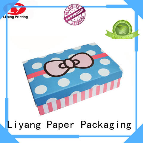 gift box supplier slide for marble Liyang Paper Packaging