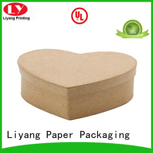 print custom shaped boxes print for chocolate Liyang Paper Packaging