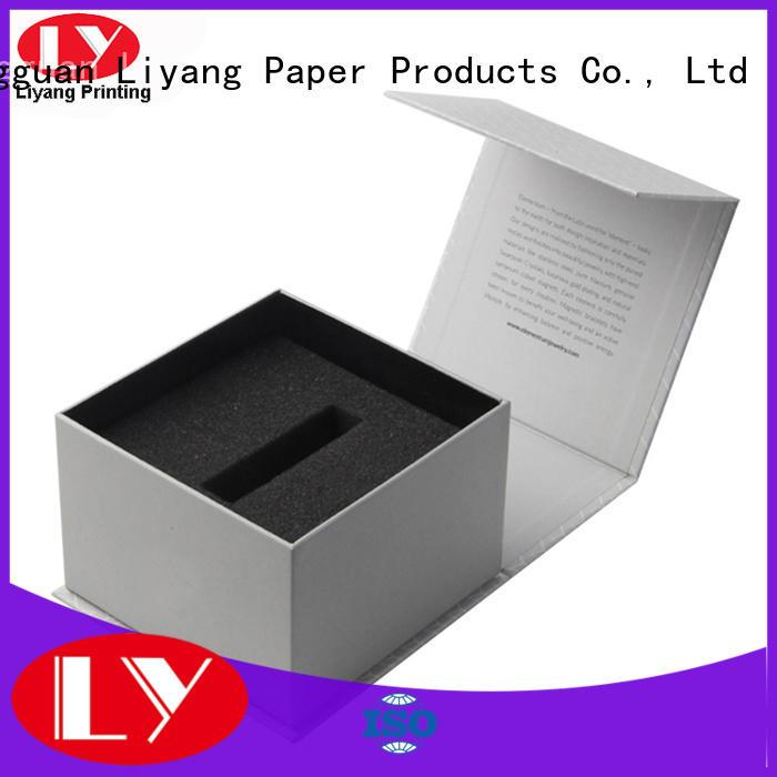 Liyang Paper Packaging luxury luxury cosmetic box factory price for packaging