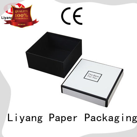 Liyang Paper Packaging handmade decorative paper boxes for christmas