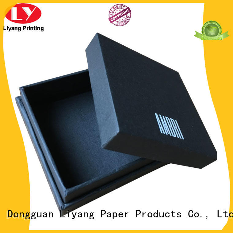 personalized jewelry packing box bulk production for gift