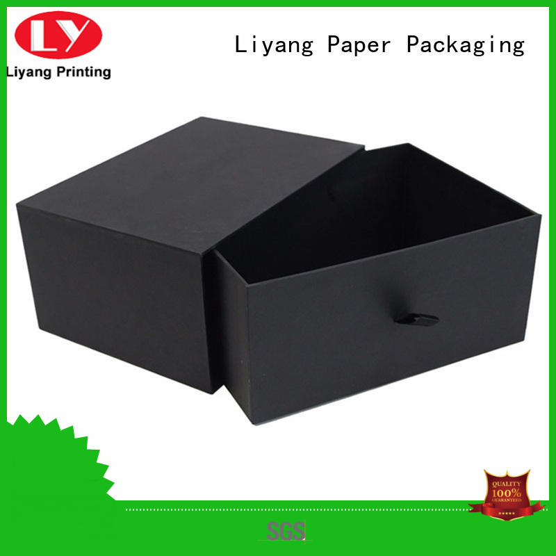 Liyang Paper Packaging luxury cardboard gift boxes for bakery