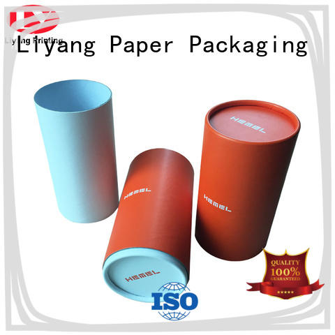 Liyang Paper Packaging candle box packaging semi-finished for restaurants