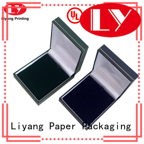Liyang Paper Packaging personalized jewelry packaging boxes OEM for ring
