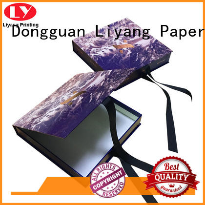 Liyang Paper Packaging printed gift boxes for clothes drawer for packaging