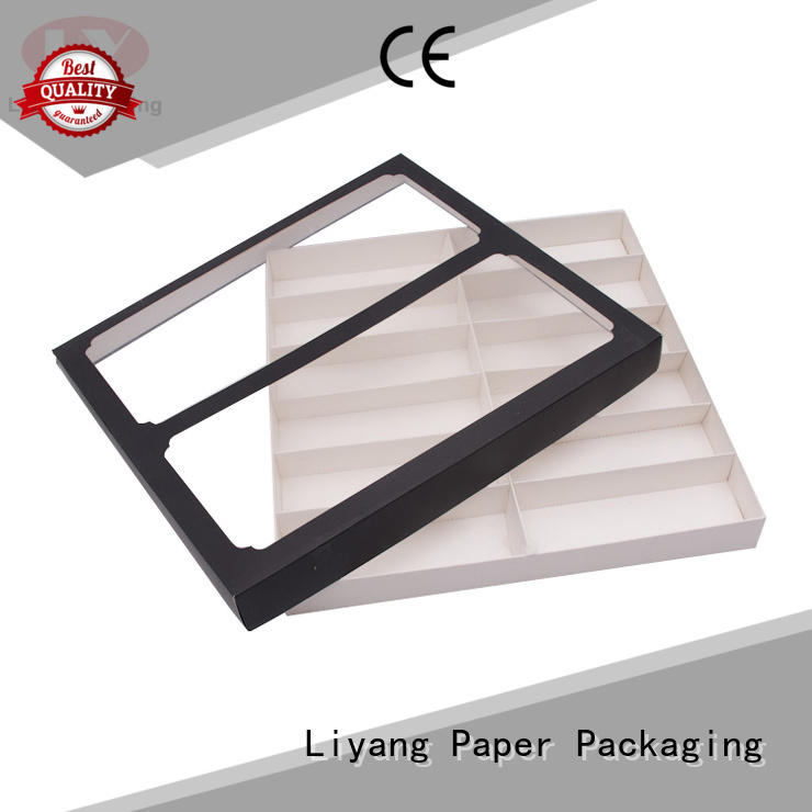 Liyang Paper Packaging colorful cardboard gift boxes for soap