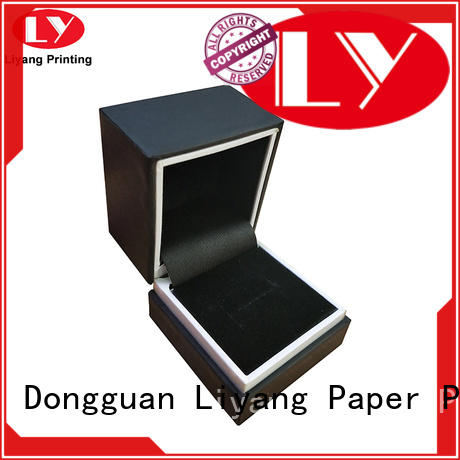 lid cardboard jewelry boxes slide for gift Liyang Paper Packaging