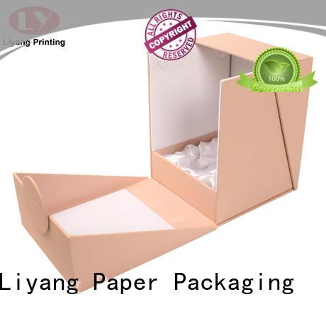 hanger cardboard box for cosmetic board for brush Liyang Paper Packaging