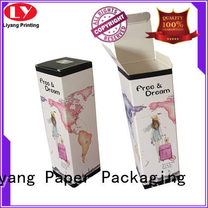 Liyang Paper Packaging cardboard gift boxes for wholesale for clothes
