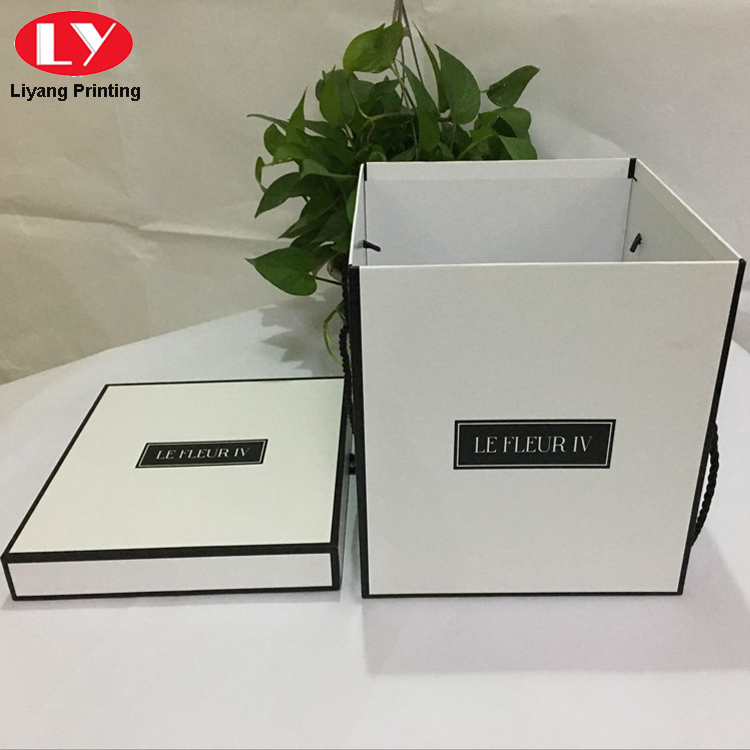 paper flower box packaging for cosmetics Liyang Paper Packaging-4