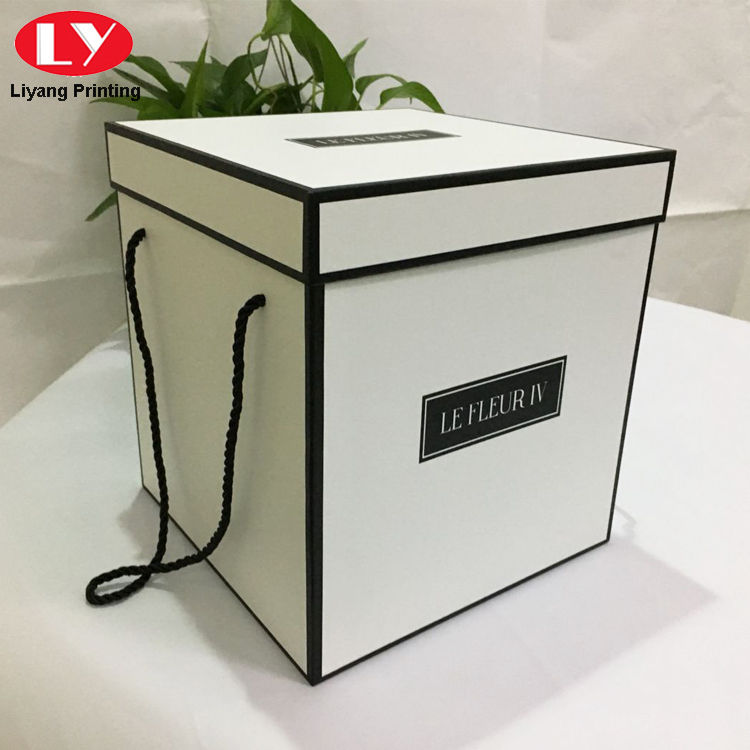 paper flower box packaging for cosmetics Liyang Paper Packaging-5