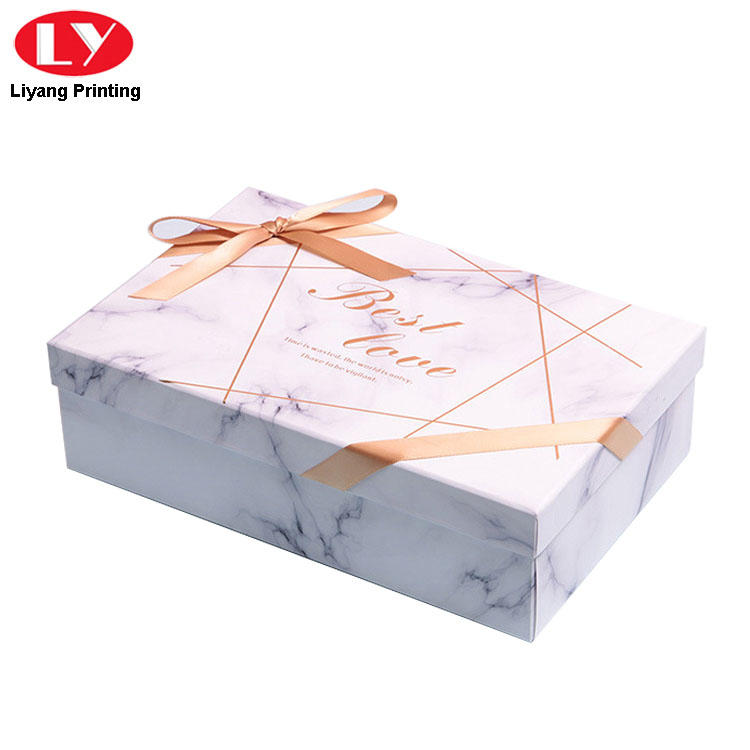 Liyang Paper Packaging cardboard quality gift boxes fashion design for bakery