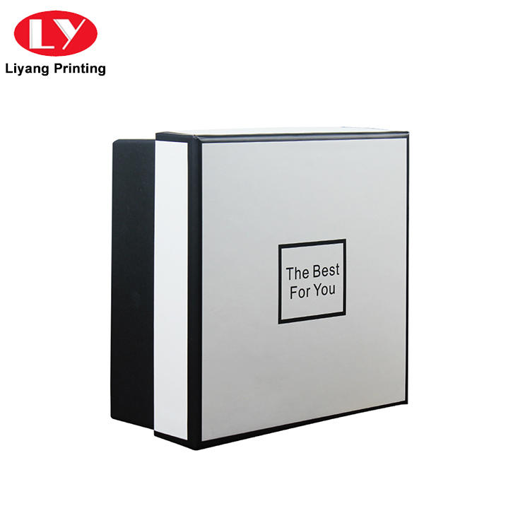 bow custom gift boxes popular for chocolate Liyang Paper Packaging