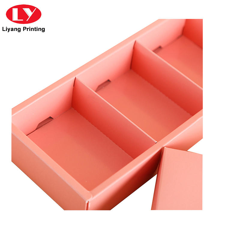 fashion food packaging containers printed for gift Liyang Paper Packaging