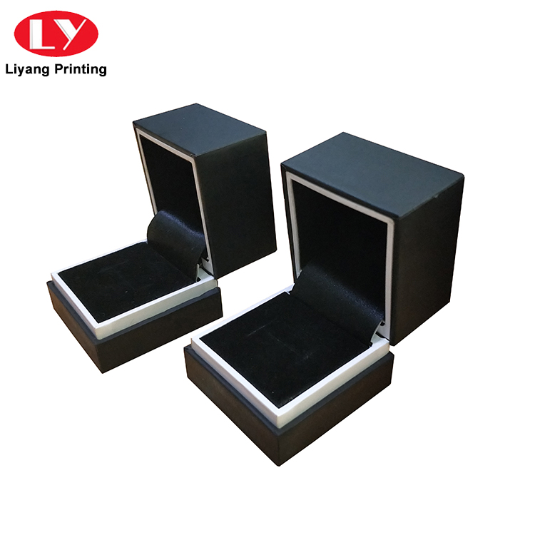 touch custom jewelry packaging bulk production for small bracelet Liyang Paper Packaging-5