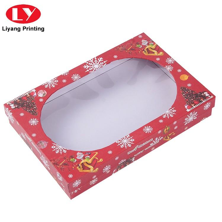 Liyang Paper Packaging shaped custom shaped boxes gift for chocolate